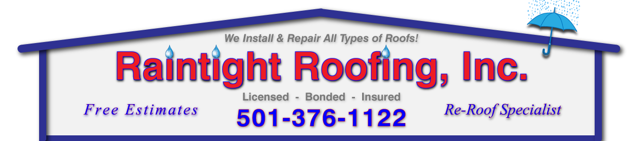 Raintight Roofing - Little Rock Roofing Contractor